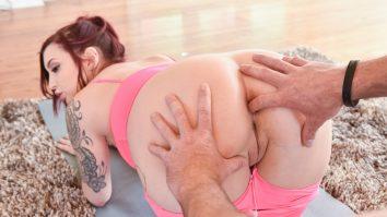 Teens Love Anal Anal Yoga Amber Ivy