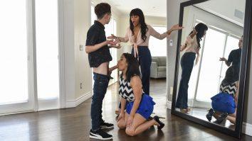 Stepsiblings The Old Switcheroo Jenna Foxx & Loni Legend
